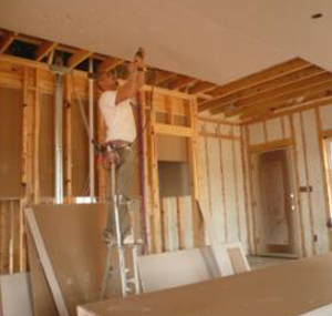 Drywall and Ceiling